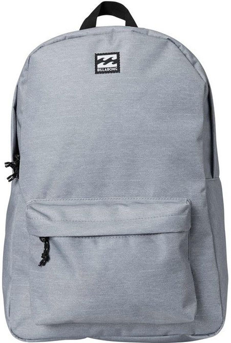 Рюкзак Billabong All Day Pack, цвет: серый, 20 л