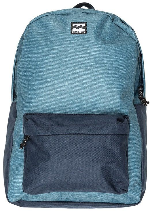 Рюкзак Billabong All Day Pack, цвет: темно-синий, голубой, 20 л туфли l day l day ld001awtfr07