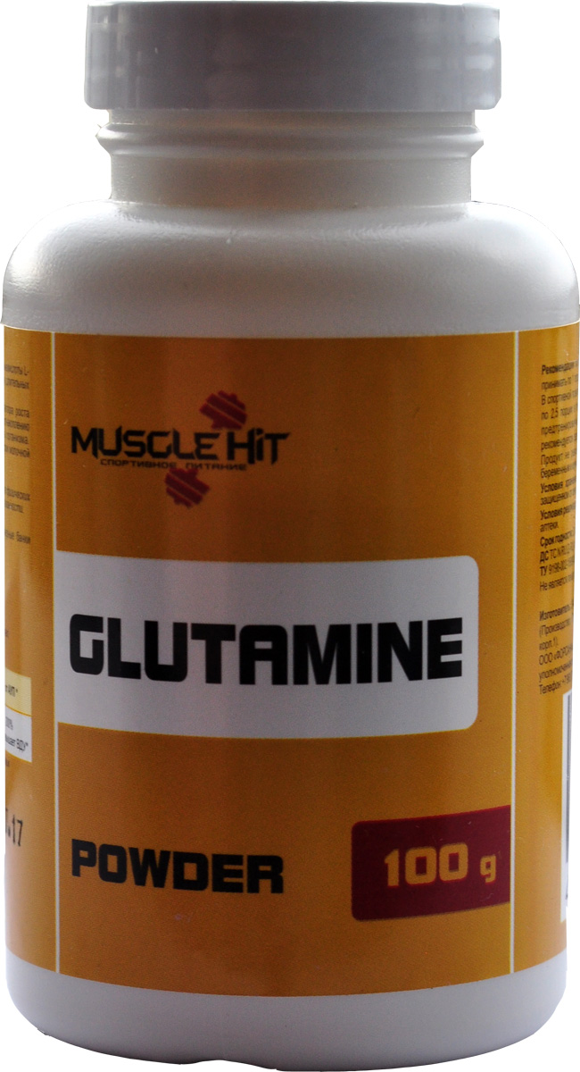 Аминокислоты Muscle Hit