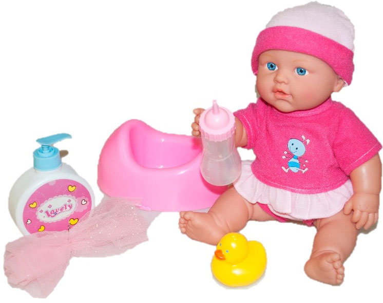 Little You Игровой набор Мой любимый малыш с куклой dwe cc rf touch screen wiegand 34 rfid reader access control with keypad