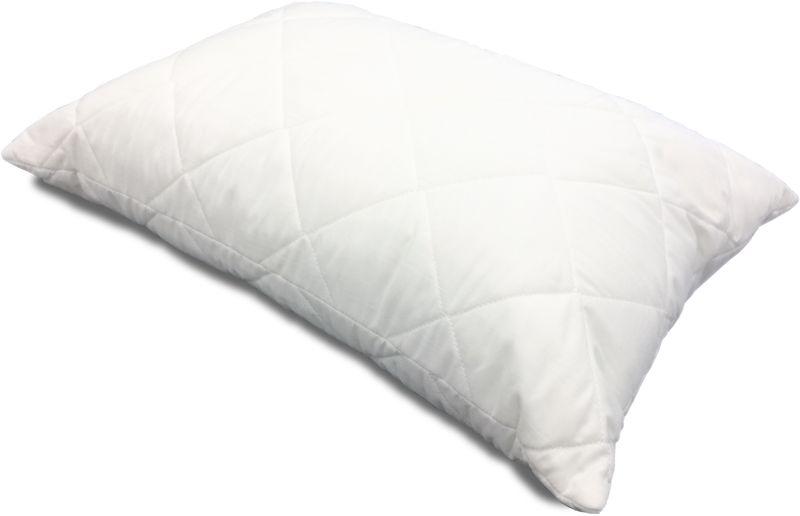 Подушка Revery Be Lucky, наполнитель: полиэфир, цвет: белый, 50 см х 70 см