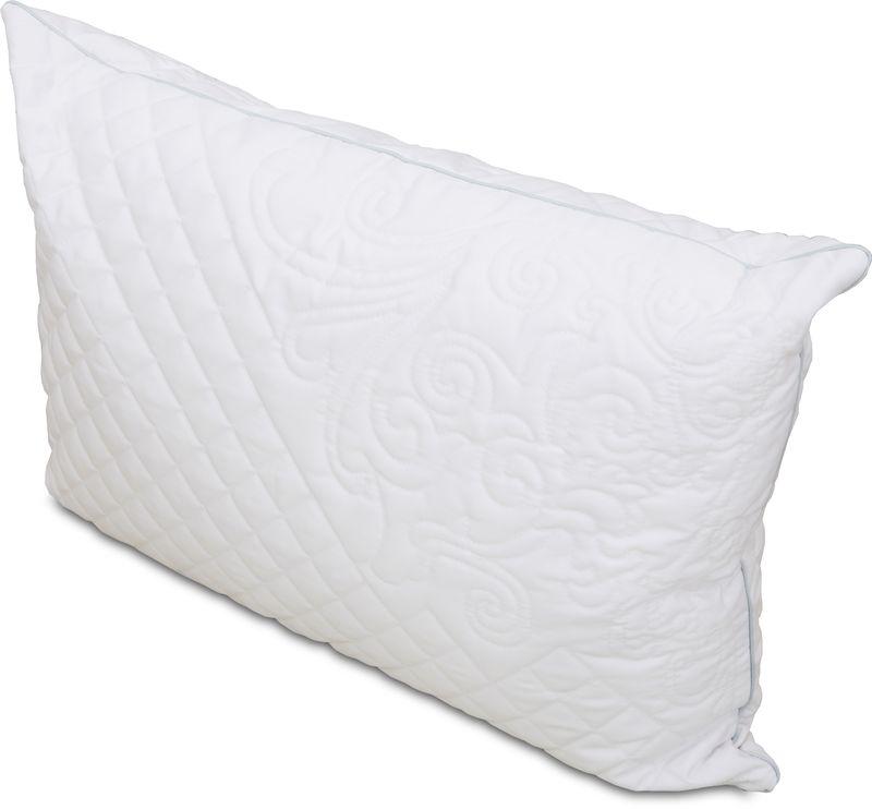 Подушка анатомическая Revery Fresh Tencel, наполнитель: Suprelle Fresh, Tencel, цвет: белый, 50 см х 70 см