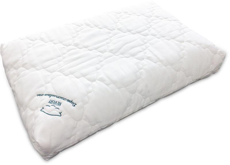 Подушка анатомическая Revery Gelios Soft, 60 х 40 см детские покрывала подушки одеяла revery детская подушка mediflex kids мурзилка от 24 месяцев