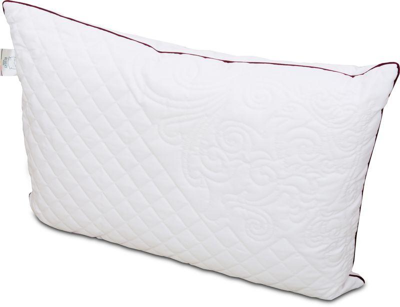 Подушка анатомическая Revery Memory Soft, наполнитель: suprelle memory, цвет: белый, 50 см х 70 см