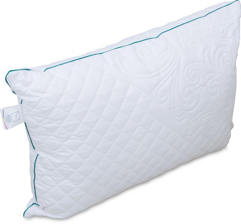 Подушка анатомическая Revery Nature Protect, наполнитель: suprelle natutre protect, цвет: белый, 50 см х 70 см