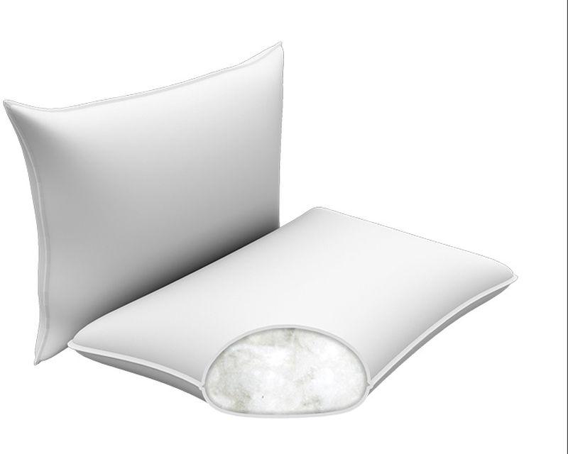 Подушка Revery Sweety, наполнитель: полиэфир, цвет: белый, 70 см х 70 смPO.SWEETY.70.70Недорогая подушка с наполнителем из высококачественного полиэфирного волокна отличается не только особой мягкостью, но и легкостью. Данная подушка представлена в двух размерах - 50 х 70 и 70 х 70. Независимо от выбранного размера, соотношение цены и качества вас непременно порадует.
