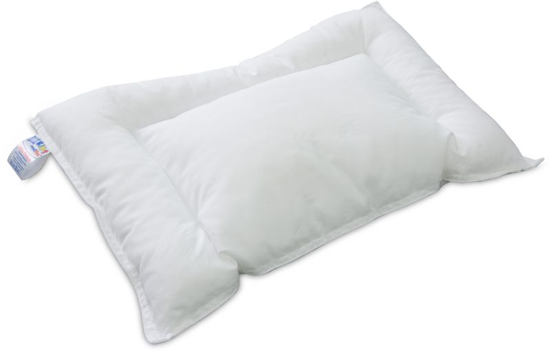 Подушка детская Revery Ultra Protect, 60 х 40 смPO.ULTRAPRВ основе этой подушки для детей от 6 месяцев инновационный материал немецкой компании Advansa. Материал Suprelle Ultra защищает от пылевых клещей, бактерий и грибков.