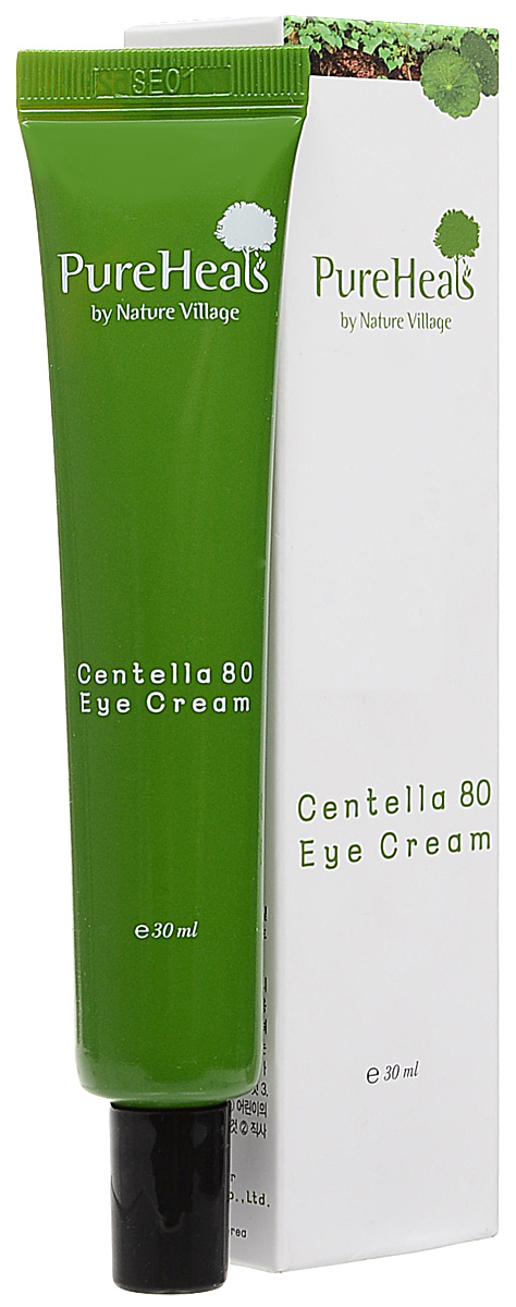 Pureheal'S Крем с экстрактом центеллы для области вокруг глаз Centella 80 Eye Cream, 30 мл - Косметика по уходу за кожей