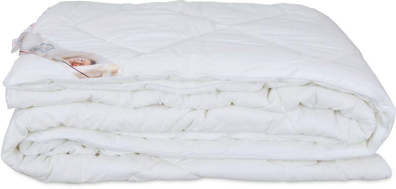 Одеяло Revery Fresh Tencel, наполнитель: Tencel, цвет: белый, 220 см х 200 смOD.200*220.FRTENВсесезонное уютное одеяло из инновационного немецкого волокна, обеспечивающих эффективное управление влагой и циркуляцией воздуха. Это одеяло создает идеальный микроклимат для комфортного сна, как летом, так и зимой.