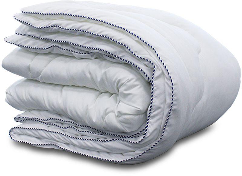 Одеяло Revery Dive, наполнитель Tencel, цвет: белый, 140 х 205 смOD.205*140.DIVEОдеяло изготовлено из современного материала Tencel - наполнитель натурального происхождения быстро и эффективно поглощает и впитывает влагу. Благодаря ему изделие отличается упругостью, прочностью и приятной на ощупь поверхностью.