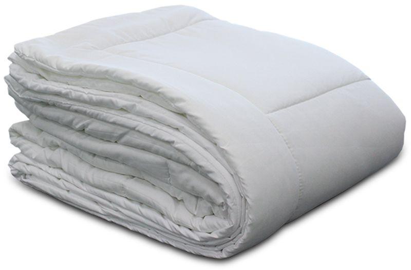 Одеяло Revery Fame, наполнитель: силиконизированное волокно, цвет: белый, 140 см х 200 см подушки revery подушка gelios support
