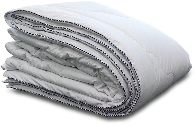 Одеяло Revery Supreme, наполнитель: полиэфир, цвет белый, 140 см х 205 смOD.205*140.SUPREMEОдеяло Supreme состоит из натурального хлопка, который обладает прекрасными дышащими свойствами. Вам будет уютно и комфортно под этим одеялом даже в жаркий день.