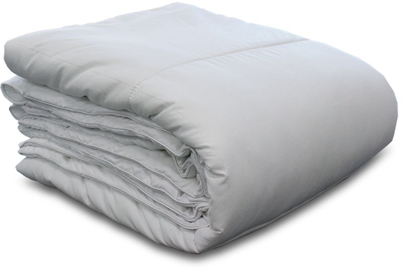 Одеяло Revery Life, наполнитель: полиэфир, цвет: белый, 200 см х 220 см подушки revery подушка gelios support
