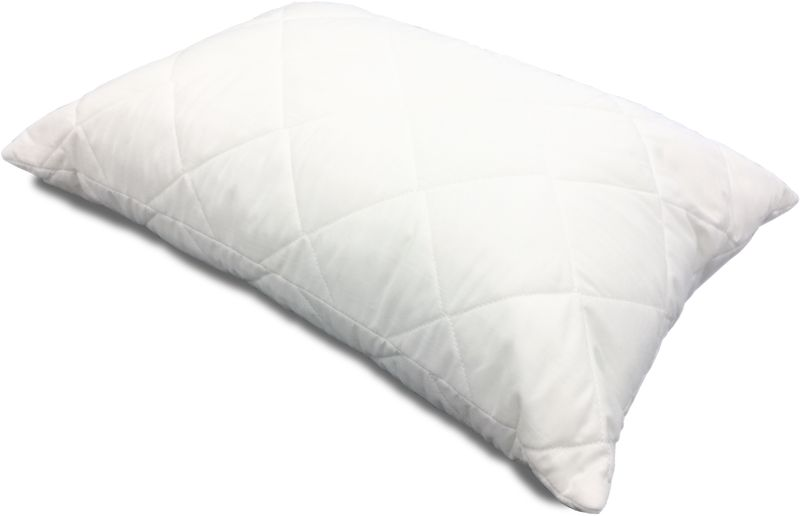 Подушка Revery Spirit, наполнитель: бамбуковое волокно, цвет: белый, 50 см х70 см