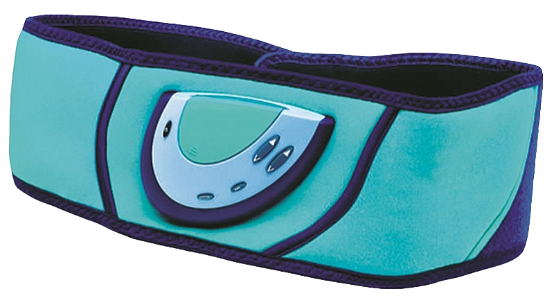 Миостимулятор электронный Bradex ЭлектротренерKZ 0044При использовании миостимулятора Bradex Электротренер вы одновременно тренируете верхнюю, среднюю и нижнюю части прямых, косых мышц пресса, мышц низа спины и мышц, формирующих талию. Уникальность Электротренера заключается в том, что происходит сокращение не только мышц, непосредственно прилегающих к электродам, а всех мускул, входящих в данную мышечную группу. Сорокаминутное занятие с миостимулятором заменяет полуторачасовую тренировку в тренажерном зале.Возможность регулирования режимов позволяет контролировать процесс работы Электротренера.Миостимулятор выполнен в виде пояса, крепится с помощью липучки.1. Программы тренировки: Устройство имеет 4 программы тренировки, в которых с увеличением номерапроисходит увеличение длительности фазы сокращения мышц: Программа 1:подготовительная (20 минут) - автоматически повторяется 3 раза перед переходом к программе 2.Программа 2: начальная (25 минут) - автоматически повторяется 10 раз передпереходом к программе 3.Программа 3: промежуточная (30 минут) - автоматически повторяется 20 раз перед переходом к программе 4. Программа 4: для подготовленных (30 минут) - повторяется неограниченно.Миостимулятор-пояс автоматически переходит к следующей программе после заданного количества повторений тренировок с текущим уровнем. Например, при первом включении аппарата он будет выполнять программу тренировки 1. Затем, после трех повторений этой программы он автоматически перейдет к программе 2 и т. д. При каждом таком переходе на дисплее появляется символ, а номера текущей и следующей программ мигают три раза. Каждая из четырех программ содержит разогревающие и расслабляющие отрезки: разогревающий отрезок подготавливает мышцы к тренировке; расслабляющий отрезок ее завершает.2. Максимальный уровень интенсивности:Специальные символывременно появляются каждый раз, когда Вы превышаете свой уже достигнутый ранее максимальный уровень интенсивности. 3. Индикатор состояния накладок: Появление ми