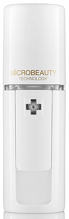 Ультразвуковой увлажнитель для кожи Microbeauty, цвет: белый