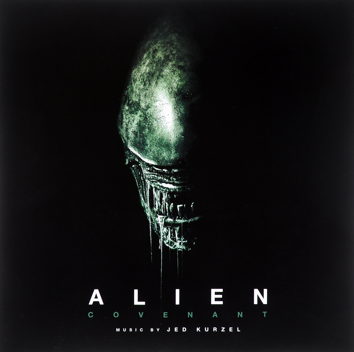 Alien. Covenant. Original Motion Picture Soundtrack (2 LP)