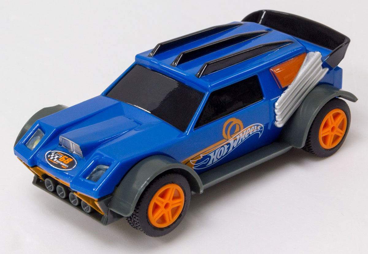 KidzTech Машинка Hot Wheels цвет синий масштаб 1:43 машинка изменяющая цвет hot wheels
