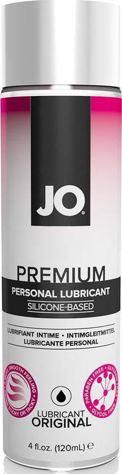 System JO Женский нейтральный любрикант на силиконовой основе JO Personal Lubricant Premium Women, 120 мл system jo ароматизированный любрикант на водной основе jo flavored tropical passion 120 мл