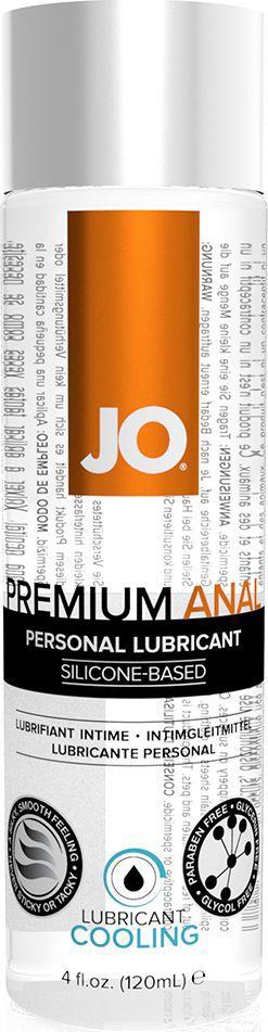 System JO Анальный охлаждающий любрикант обезболивающий на силиконовой основе JO Anal Premium Cool, 120 мл thats all you need 20 мл лубрикант на силиконовой основе