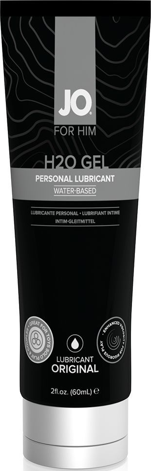 System JO Лубрикант на водной основе JO H2O Gel For Him, мужской, 60 мл