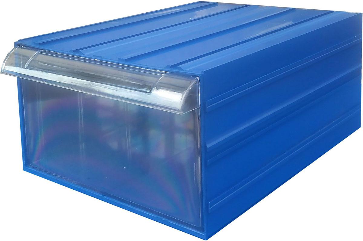 Контейнер Стелла, 12,5 х 30,5 х 21 смС-501-А синий/прозрачныйКонтейнер Стелла, изготовлен из высококачественного полистирола, которые состоят из 2 частей - наружная (синяя) и внутренняя (прозрачная). Наружная часть короба имеет специальные соединительные пазы, что позволяет с легкостью скрепить короба между собой и собрать монолитную конструкцию.