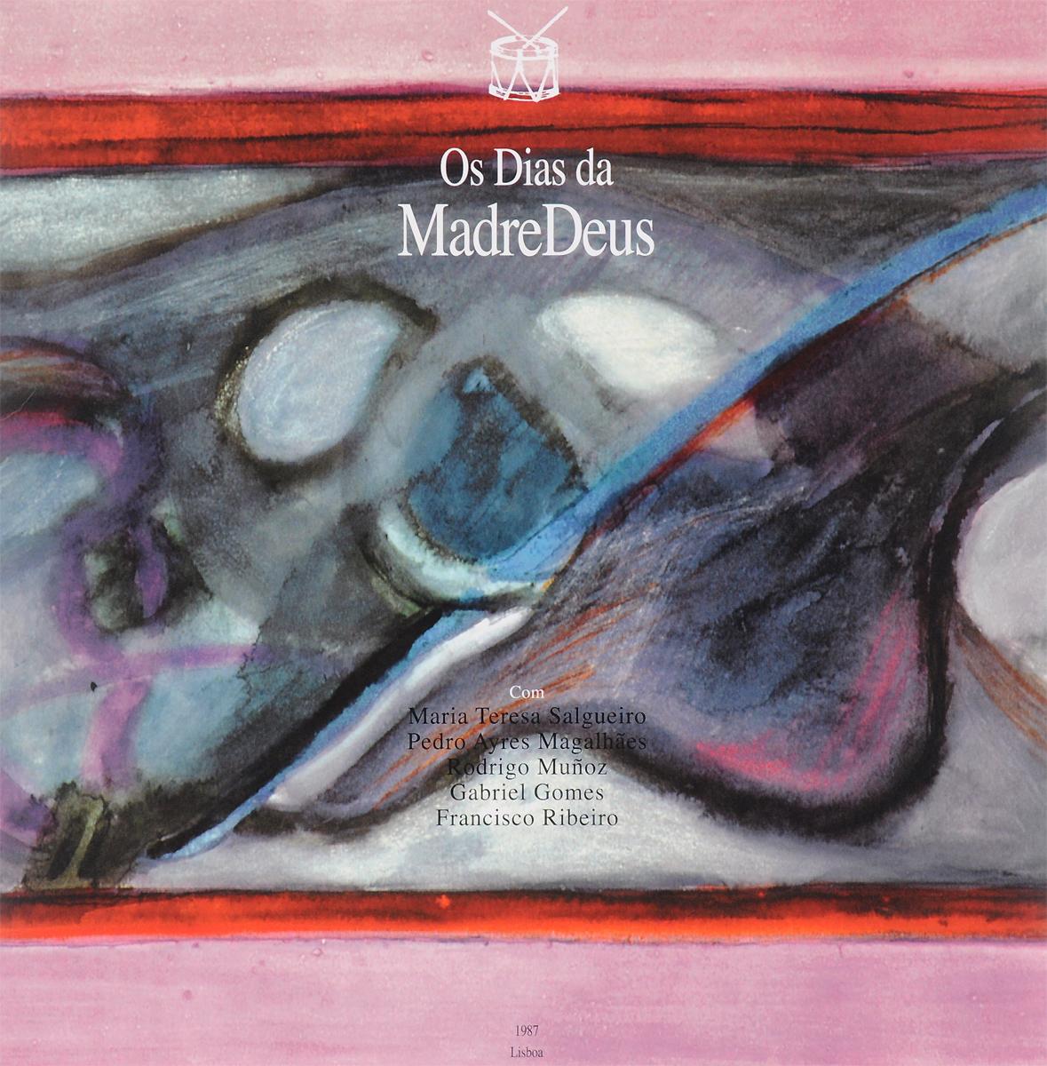 Madredeus Madredeus. Os Dias Da Madredeus (2 LP) national portugal day portugal gifts