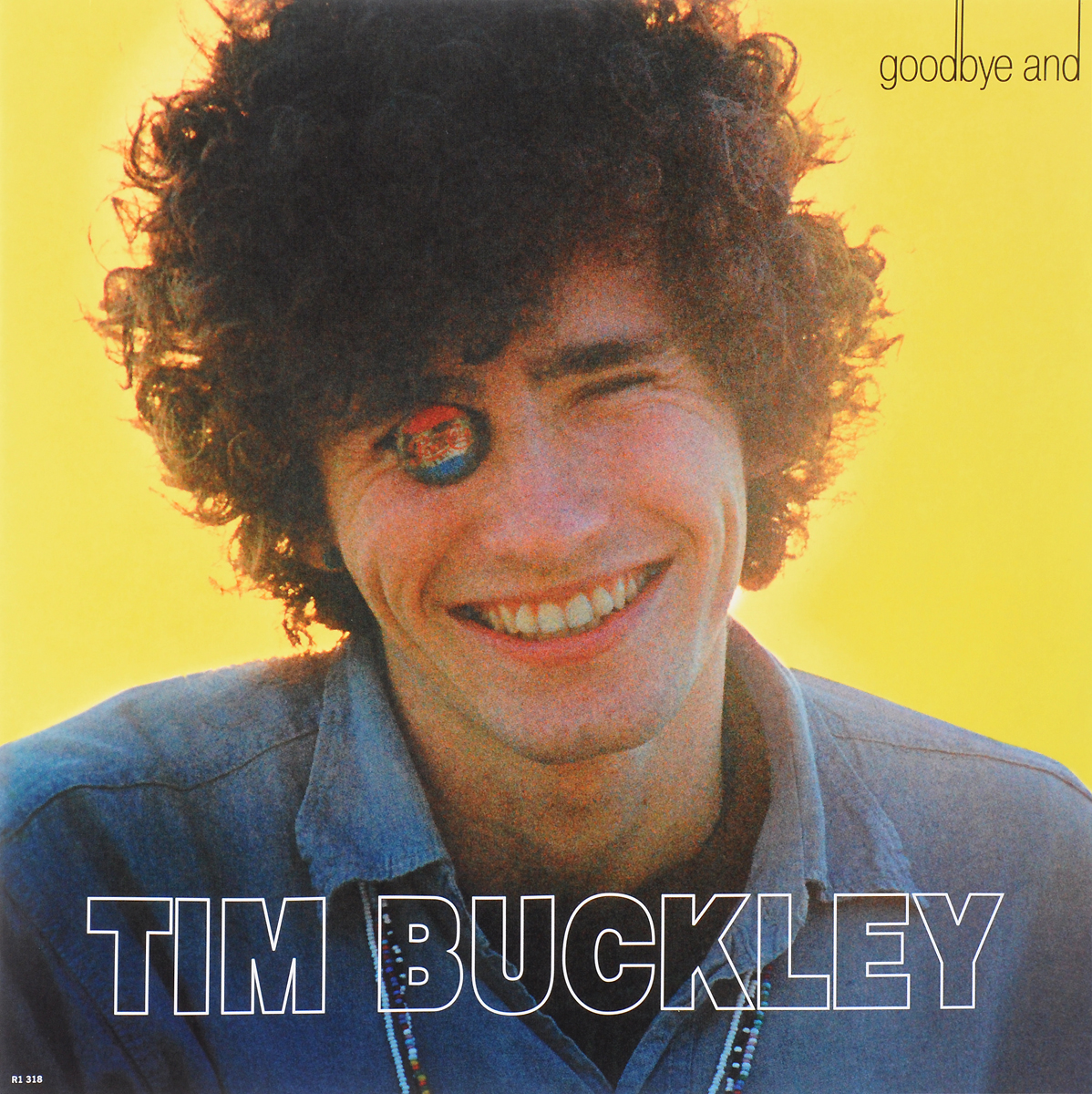 Тим Бакли Tim Buckley. Goodbye And Hello (LP)