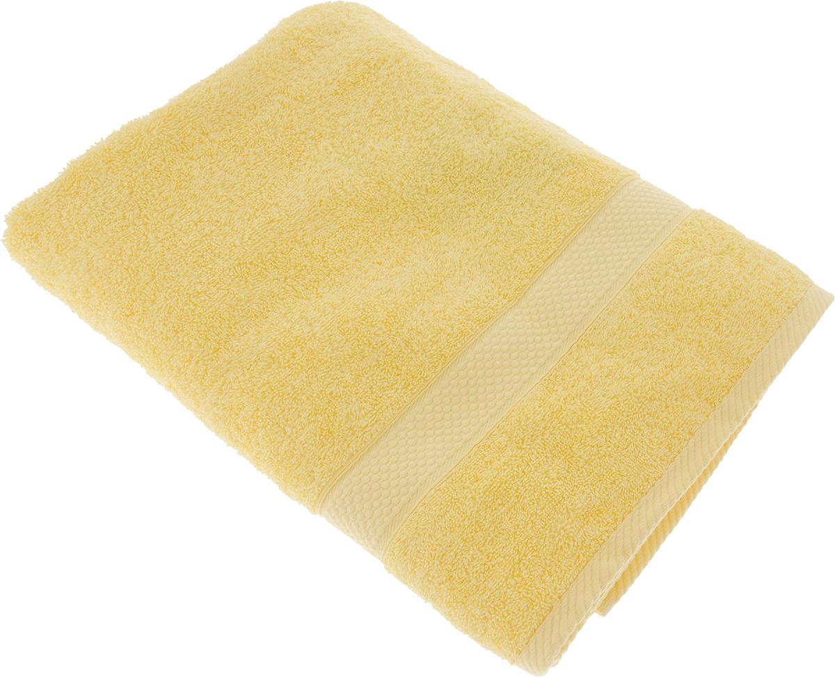 Полотенце Arya Miranda, цвет: желтый, 70 x 140 смF0002403_ЖелтыйПолотенце Arya Miranda выполнено из 100% хлопка. Изделие отлично впитывает влагу, быстро сохнет, сохраняет яркость цвета и не теряет форму даже после многократных стирок. Такое полотенце очень практично и неприхотливо в уходе. Оно создаст прекрасное настроение и украсит интерьер в ванной комнате.