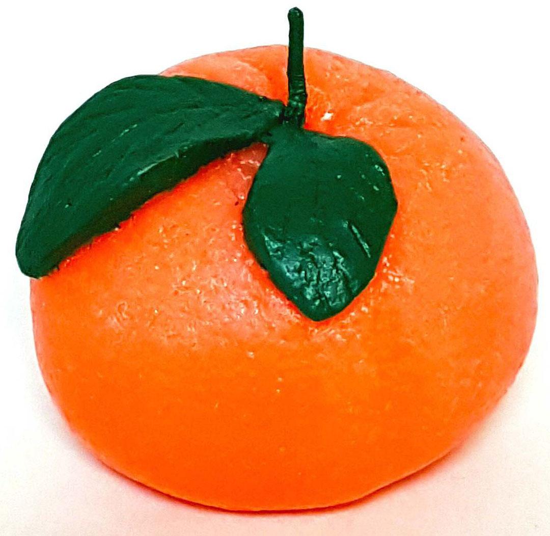 Свеча декоративная Sima-land Мандаринка, цвет: оранжевый, высота 5 см1477120Невозможно представить нашу жизнь без праздников! Мы всегда ждем их и предвкушаем, обдумываем, как проведем памятный день, тщательно выбираем подарки и аксессуары, ведь именно они создают и поддерживают торжественный настрой - это отличный выбор, который привнесет атмосферу праздника в ваш дом!Невозможно представить нашу жизнь без праздников! Мы всегда ждем их и предвкушаем, обдумываем, как проведем памятный день, тщательно выбираем подарки и аксессуары, ведь именно они создают и поддерживают торжественный настрой - это отличный выбор, который привнесет атмосферу праздника в ваш дом!Какой новогодний стол без свечей? Вместе с мандаринами, шампанским и еловыми ветвями они создадут сказочную атмосферу, а их притягательное пламя подарит ощущение уюта и тепла.А еще это отличная идея для подарка! Оградит от невзгод и поможет во всех начинаниях в будущем году.Пусть удача сопутствует вам и вашим близким!Какой новогодний стол без свечей? Вместе с мандаринами, шампанским и еловыми ветвями они создадут сказочную атмосферу, а их притягательное пламя подарит ощущение уюта и тепла.А еще это отличная идея для подарка! Оградит от невзгод и поможет во всех начинаниях в будущем году.Пусть удача сопутствует вам и вашим близким!Каждому хозяину периодически приходит мысль обновить свою квартиру, сделать ремонт, перестановку или кардинально поменять внешний вид каждойкомнаты. Привлекательная деталь, которая поможет воплотить вашу интерьерную идею, создать неповторимую атмосферу в вашем доме. Окружите себя приятными мелочами, пусть они радуют глаз и дарят гармонию.Каждому хозяину периодически приходит мысль обновить свою квартиру, сделать ремонт, перестановку или кардинально поменять внешний вид каждойкомнаты. Привлекательная деталь, которая поможет воплотить вашу интерьерную идею, создать неповторимую атмосферу в вашем доме. Окружите себя приятными мелочами, пусть они радуют глаз и дарят гармонию.