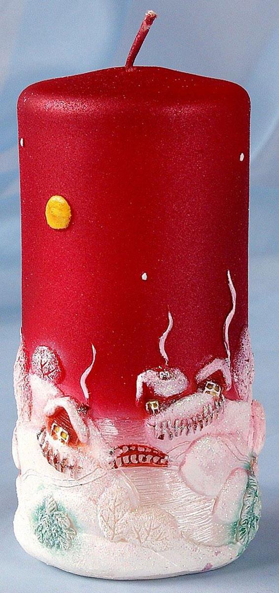 Свеча декоративная Омский свечной завод Рождественская, цвет: красный, высота 12,5 см1612581Каждому хозяину периодически приходит мысль обновить свою квартиру, сделать ремонт, перестановку или кардинально поменять внешний вид каждой комнаты. Свеча пеньковая Рождественская - привлекательная деталь, которая поможет воплотить вашу интерьерную идею, создать неповторимую атмосферу в вашем доме. Окружите себя приятными мелочами, пусть они радуют глаз и дарят гармонию.Каждому хозяину периодически приходит мысль обновить свою квартиру, сделать ремонт, перестановку или кардинально поменять внешний вид каждой комнаты. Свеча пеньковая Рождественская - привлекательная деталь, которая поможет воплотить вашу интерьерную идею, создать неповторимую атмосферу в вашем доме. Окружите себя приятными мелочами, пусть они радуют глаз и дарят гармонию.Какой новогодний стол без свечей? Вместе с мандаринами, шампанским и еловыми ветвями они создадут сказочную атмосферу, а их притягательное пламя подарит ощущение уюта и тепла.А еще это отличная идея для подарка! Свеча пеньковая Рождественская оградит от невзгод и поможет во всех начинаниях в будущем году.Пусть удача сопутствует вам и вашим близким!Какой новогодний стол без свечей? Вместе с мандаринами, шампанским и еловыми ветвями они создадут сказочную атмосферу, а их притягательное пламя подарит ощущение уюта и тепла.А еще это отличная идея для подарка! Свеча пеньковая Рождественская оградит от невзгод и поможет во всех начинаниях в будущем году.Пусть удача сопутствует вам и вашим близким!Невозможно представить нашу жизнь без праздников! Мы всегда ждем их и предвкушаем, обдумываем, как проведем памятный день, тщательно выбираем подарки и аксессуары, ведь именно они создают и поддерживают торжественный настрой. Свеча пеньковая Рождественская - это отличный выбор, который привнесет атмосферу праздника в ваш дом!Невозможно представить нашу жизнь без праздников! Мы всегда ждем их и предвкушаем, обдумываем, как проведем памятный день, тщательно 