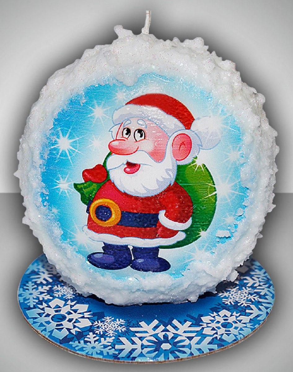 Свеча декоративная Омский свечной завод Заснеженная, цвет: белый, высота 7,5 см1612610Каждому хозяину периодически приходит мысль обновить свою квартиру, сделать ремонт, перестановку или кардинально поменять внешний вид каждой комнаты. Свеча круглая Заснеженная Дед Мороз - привлекательная деталь, которая поможет воплотить вашу интерьерную идею, создать неповторимую атмосферу в вашем доме. Окружите себя приятными мелочами, пусть они радуют глаз и дарят гармонию.Каждому хозяину периодически приходит мысль обновить свою квартиру, сделать ремонт, перестановку или кардинально поменять внешний вид каждой комнаты. Свеча круглая Заснеженная Дед Мороз - привлекательная деталь, которая поможет воплотить вашу интерьерную идею, создать неповторимую атмосферу в вашем доме. Окружите себя приятными мелочами, пусть они радуют глаз и дарят гармонию.Какой новогодний стол без свечей? Вместе с мандаринами, шампанским и еловыми ветвями они создадут сказочную атмосферу, а их притягательное пламя подарит ощущение уюта и тепла.А еще это отличная идея для подарка! Свеча круглая Заснеженная Дед Мороз оградит от невзгод и поможет во всех начинаниях в будущем году.Пусть удача сопутствует вам и вашим близким!Какой новогодний стол без свечей? Вместе с мандаринами, шампанским и еловыми ветвями они создадут сказочную атмосферу, а их притягательное пламя подарит ощущение уюта и тепла.А еще это отличная идея для подарка! Свеча круглая Заснеженная Дед Мороз оградит от невзгод и поможет во всех начинаниях в будущем году.Пусть удача сопутствует вам и вашим близким!Невозможно представить нашу жизнь без праздников! Мы всегда ждем их и предвкушаем, обдумываем, как проведем памятный день, тщательно выбираем подарки и аксессуары, ведь именно они создают и поддерживают торжественный настрой. Свеча круглая Заснеженная Дед Мороз - это отличный выбор, который привнесет атмосферу праздника в ваш дом!Невозможно представить нашу жизнь без праздников! Мы всегда ждем их и предвкушаем, обдумываем, как проведем памятн