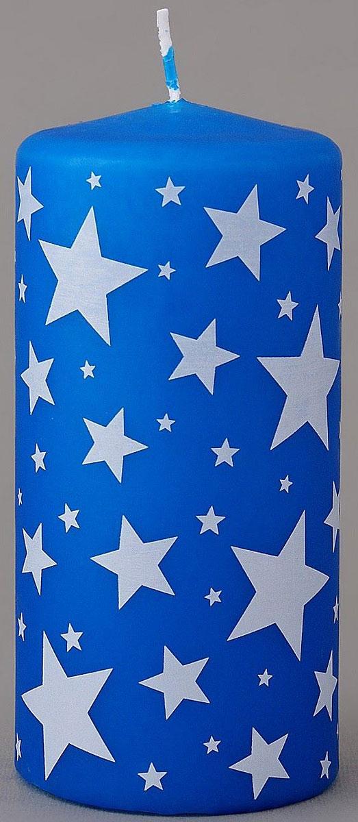 Свеча декоративная Омский свечной завод Звездочки, цвет: синий, высота 8 см1612638Каждому хозяину периодически приходит мысль обновить свою квартиру, сделать ремонт, перестановку или кардинально поменять внешний вид каждой комнаты. Свеча Звездочки синяя - привлекательная деталь, которая поможет воплотить вашу интерьерную идею, создать неповторимую атмосферу в вашем доме. Окружите себя приятными мелочами, пусть они радуют глаз и дарят гармонию.Каждому хозяину периодически приходит мысль обновить свою квартиру, сделать ремонт, перестановку или кардинально поменять внешний вид каждой комнаты. Свеча Звездочки синяя - привлекательная деталь, которая поможет воплотить вашу интерьерную идею, создать неповторимую атмосферу в вашем доме. Окружите себя приятными мелочами, пусть они радуют глаз и дарят гармонию.Какой новогодний стол без свечей? Вместе с мандаринами, шампанским и еловыми ветвями они создадут сказочную атмосферу, а их притягательное пламя подарит ощущение уюта и тепла.А еще это отличная идея для подарка! Свеча Звездочки синяя оградит от невзгод и поможет во всех начинаниях в будущем году.Пусть удача сопутствует вам и вашим близким!Невозможно представить нашу жизнь без праздников! Мы всегда ждем их и предвкушаем, обдумываем, как проведем памятный день, тщательно выбираем подарки и аксессуары, ведь именно они создают и поддерживают торжественный настрой. Свеча Звездочки синяя - это отличный выбор, который привнесет атмосферу праздника в ваш дом!Невозможно представить нашу жизнь без праздников! Мы всегда ждем их и предвкушаем, обдумываем, как проведем памятный день, тщательно выбираем подарки и аксессуары, ведь именно они создают и поддерживают торжественный настрой. Свеча Звездочки синяя - это отличный выбор, который привнесет атмосферу праздника в ваш дом!Какой новогодний стол без свечей? Вместе с мандаринами, шампанским и еловыми ветвями они создадут сказочную атмосферу, а их притягательное пламя подарит ощущение уюта и тепла.А еще это отличная идея для подарка!