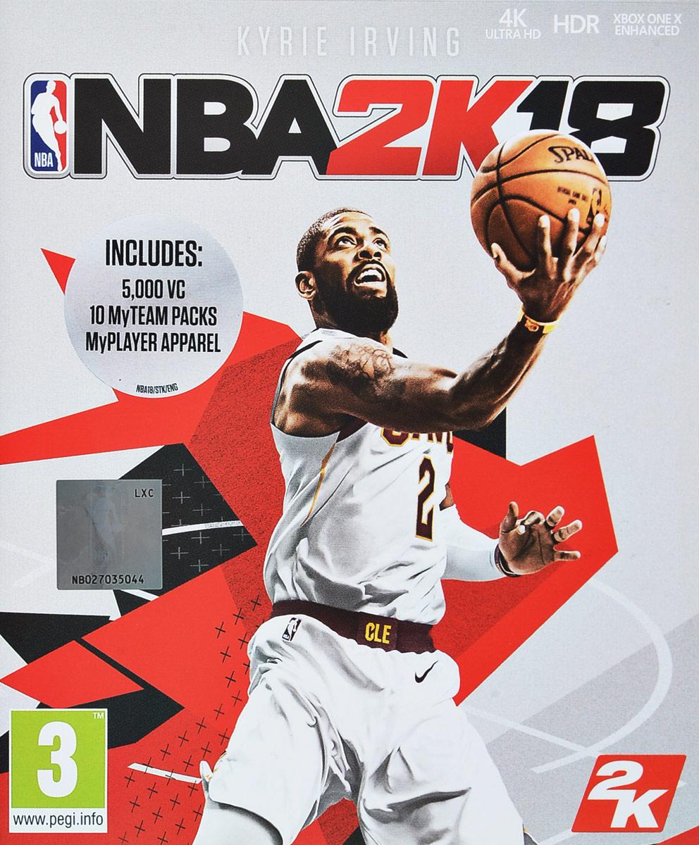 все цены на NBA 2K18 (Xbox One) онлайн