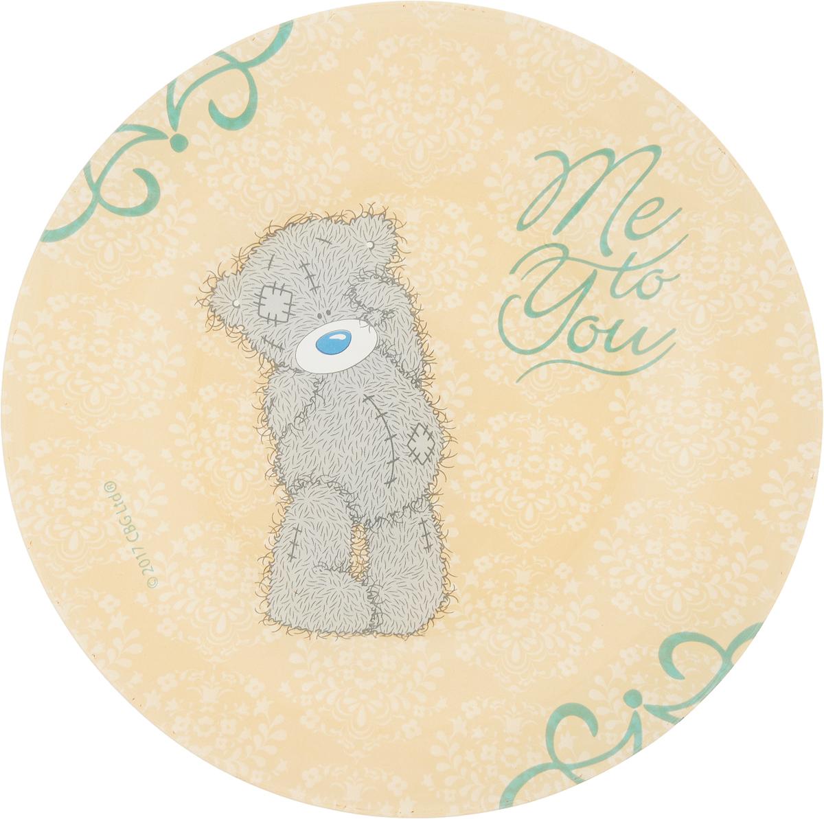 Тарелка Pasabahce Me To You. Барокко, диаметр 19,5 см10327SLBD41Детская тарелка Pasabahce Me To You. Барокко, выполненная из качественного стекла, украшена оригинальным изображением. Изделие прекрасно подойдет в качестве подарка. Диаметр тарелки: 19,5 см.