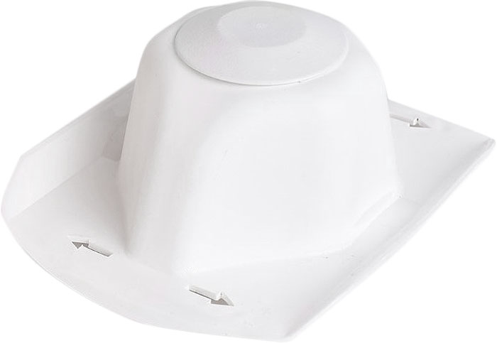 Овощедержатель Libra Plast, цвет: белый. LP0015LP0015Овощедержатель Libra Plast, выполненный из высококачественного АВС пластика, позволитбезопасно использовать терку, а так же сэкономит время.