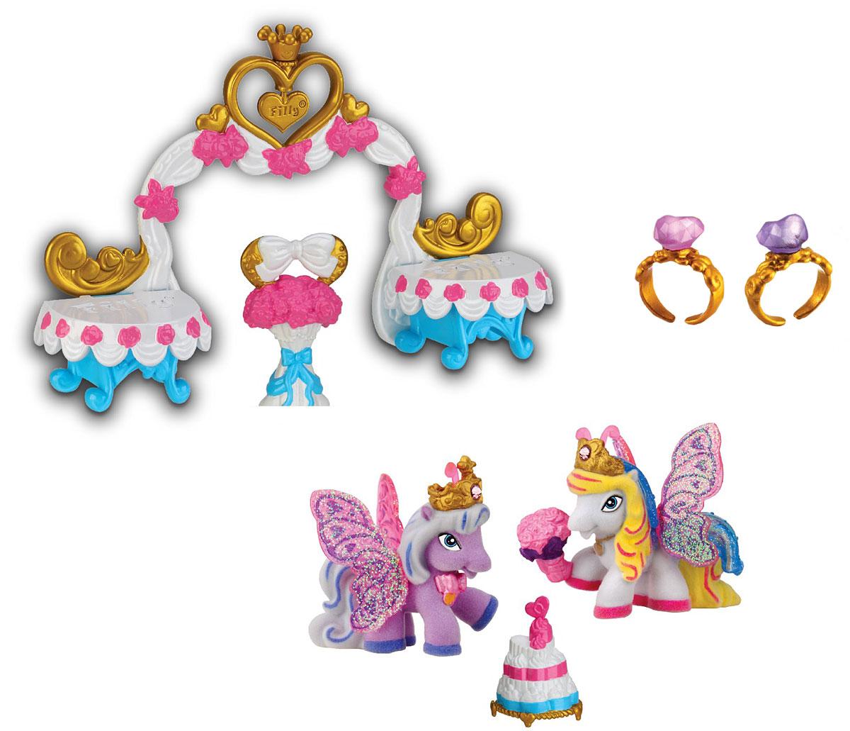 Dracco Игровой набор Filly Свадебная арка - Игровые наборы
