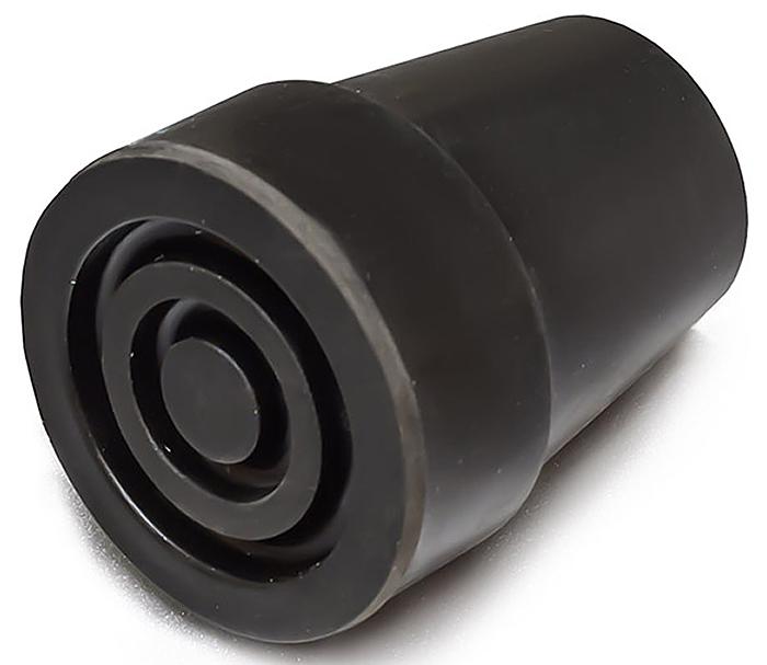 Amrus Наконечник резиновый на трость, внутр. диам. 18 мм AMСТ81AMСТ81Характеристики:Внутренний диаметр 18 мм; Максимальный внешний диаметр 40 мм.; Внутренний металлический вкладыш.Изготовлен из высокопрочной износостойкой резины.