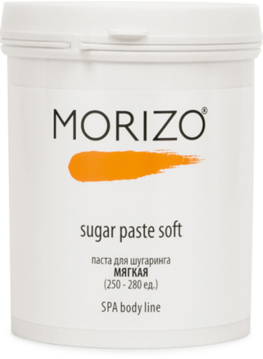 MorizoПаста для шугаринга Мягкая, 800 мл Morizo