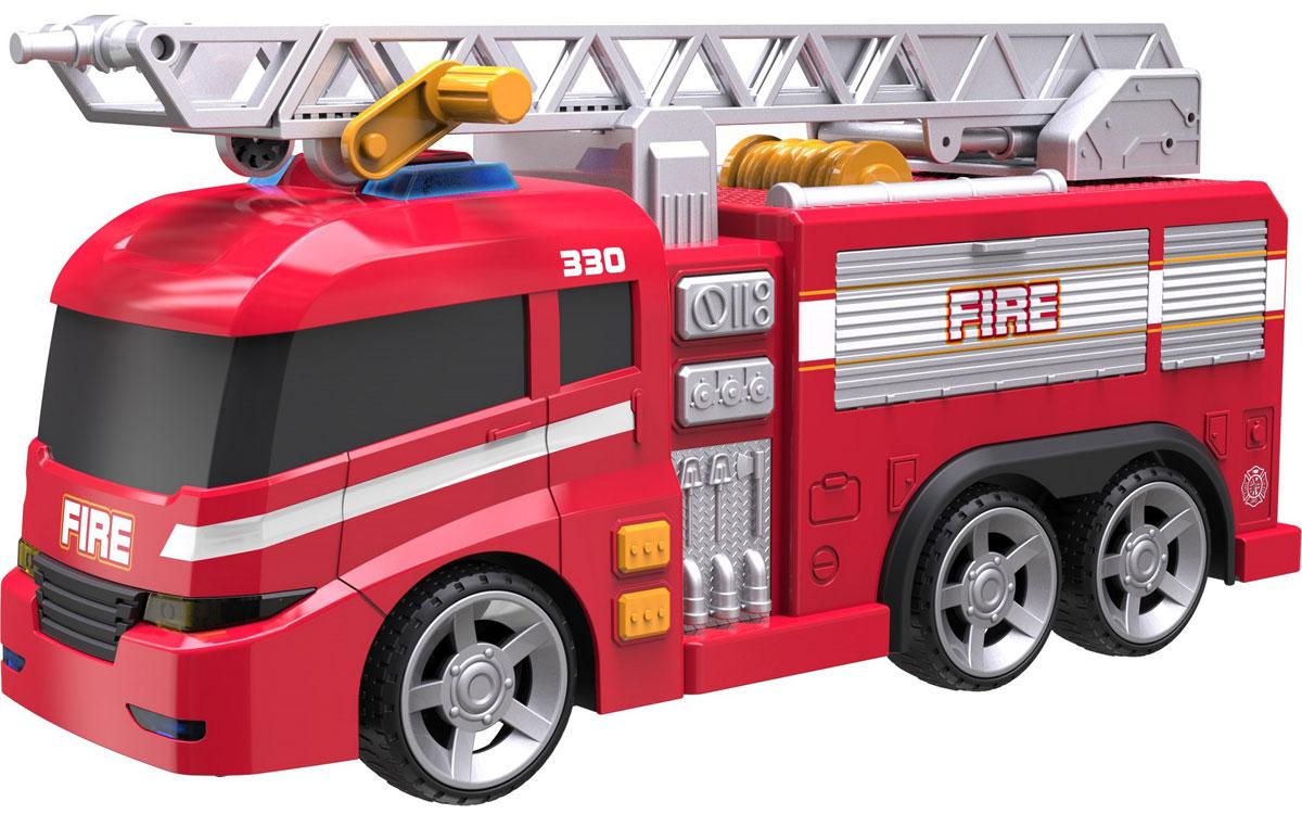 HTI Пожарная машина Roadsterz hti мусоровоз roadsterz