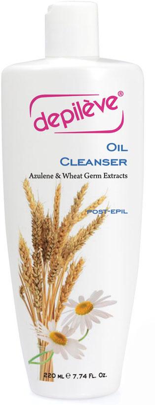 Depileve Масло очищающее №3 последепил. 350мл.1207029ОЧИЩАЮЩЕЕ МАСЛО № 3. Масло после депиляции с азуленом и экстрактом зародышей пшеницы. Водорастворимое масло удаляет остатки воска и смягчает кожу, может использоваться для массажа, обладает антиоксидантным действием, снимает раздражение, успокаивает кожу.