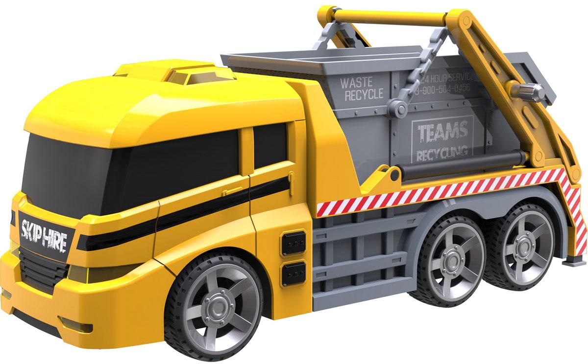 HTI Самосвал-бункеровоз Roadsterz hti мусоровоз roadsterz