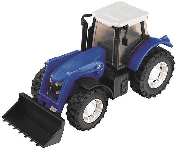 HTI Фермерский трактор Roadsterz цвет синий машины hti машинка roadsterz самосвал бункеровоз