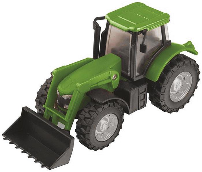 HTI Фермерский трактор Roadsterz цвет зеленый машины hti машинка roadsterz самосвал бункеровоз