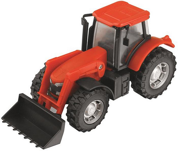 HTI Фермерский трактор Roadsterz цвет красный игровые наборы tomy britains big farm фермерский прицеп со свинками