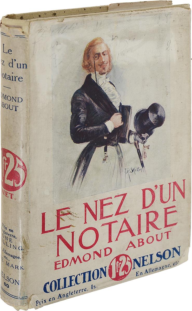 Le Nez d`un notaire lacywear s 1 nez