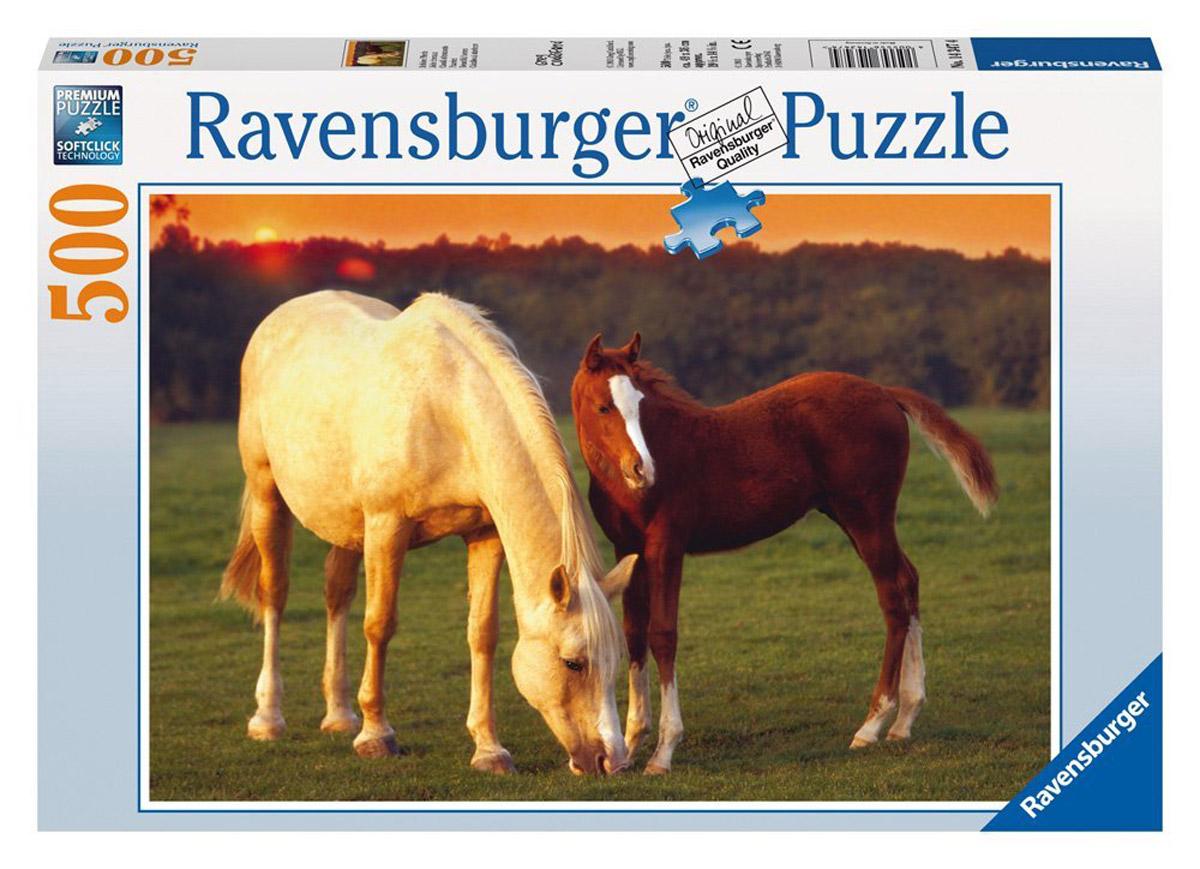 Ravensburger Пазл Красивые лошади