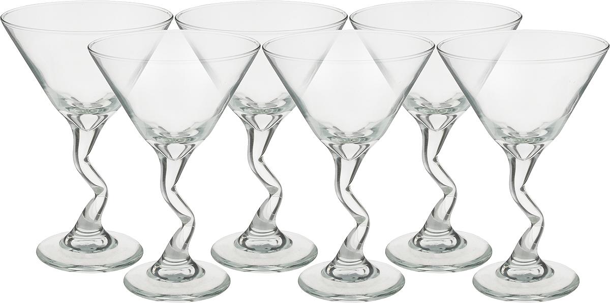 Набор бакалов для мартини, 266 мл, 4 шт. ART 89523ART 89523Набор Libbey Z-Steam состоит из 4 бокалов, изготовленных из высококачественного натрий-кальций-силикатного стекла. Изделия оснащены ножками с оригинальными изгибами и подойдут для подачи мартини.Такой набор прекрасно дополнит праздничный стол и станет желанным подарком в любом доме.Высота бокала: 16,5 см.Диаметр основания бокала: 7,2 см.Диаметр бокала по верхнему краю: 11 см.