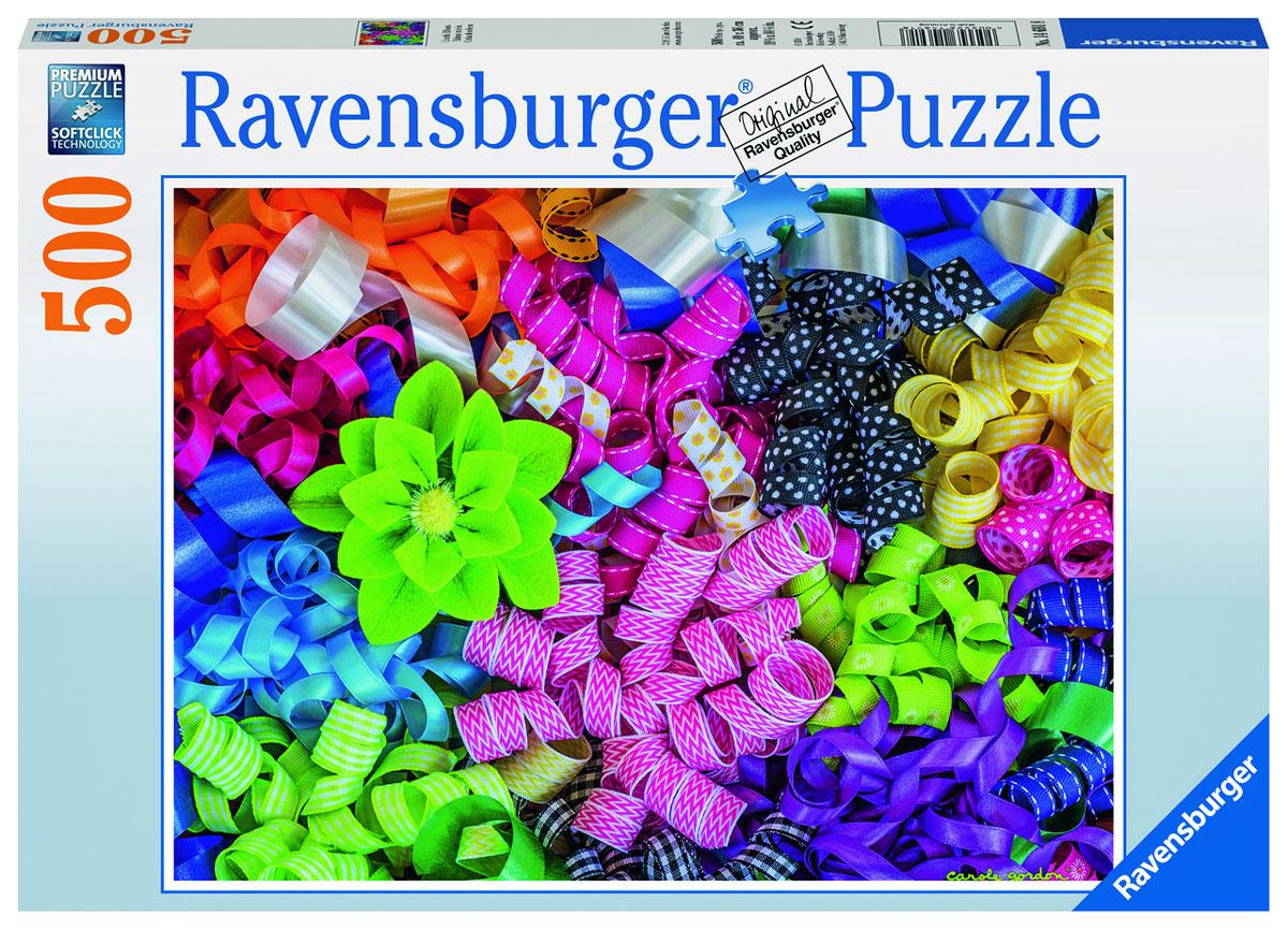 Ravensburger Пазл Цветные ленты