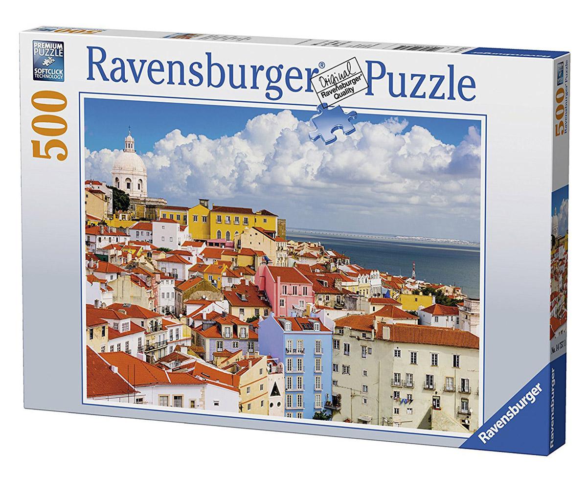 Ravensburger Пазл Лиссабон Португалия